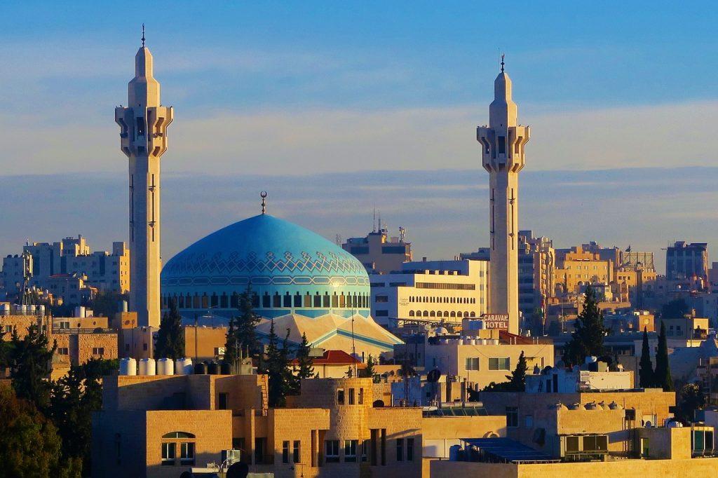 top 5 vakantiebestemmingen - jordanië