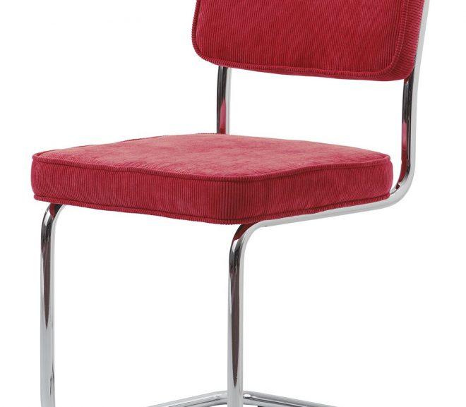 Wat is een buisframe stoel?