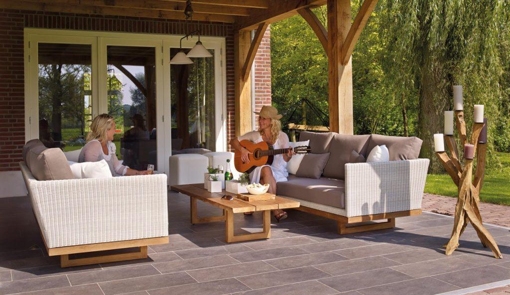 Goedkope terrasoverkapping zelf maken