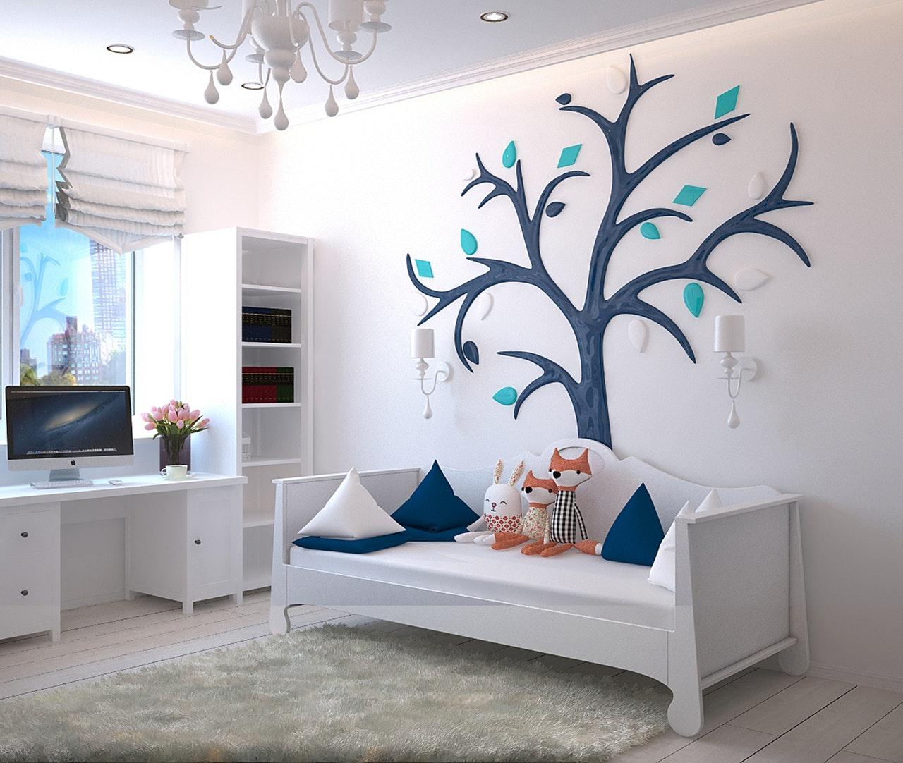 De ideale meubels voor je kinderkamer