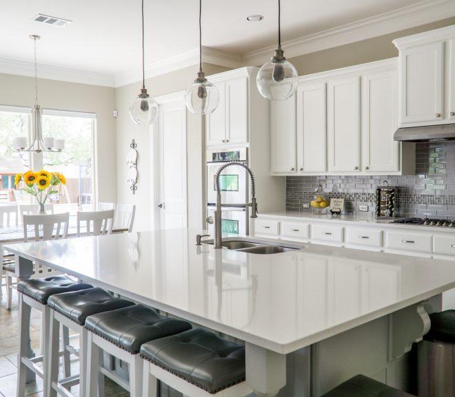 Een keuken ontwerpen doe je zelf!