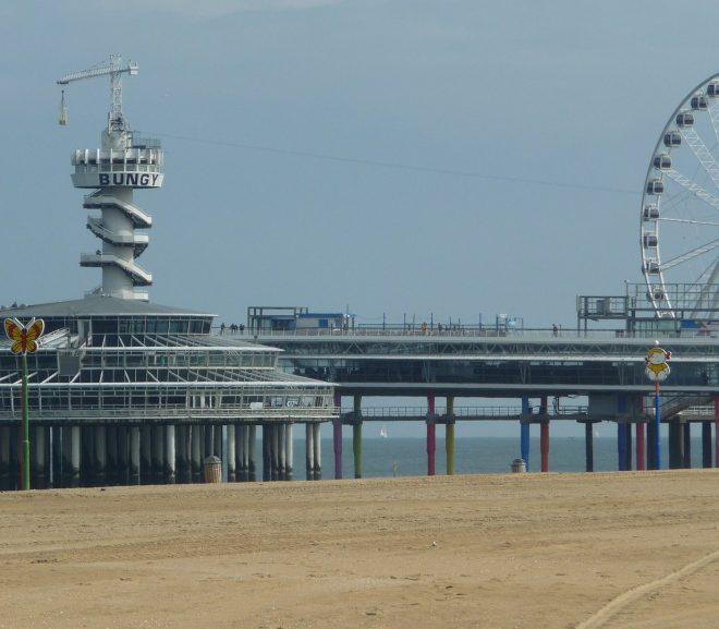 Dagje naar het strand van Scheveningen