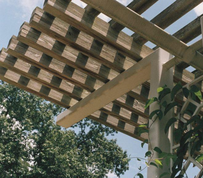 Maak je tuin klaar met goede terrasoverkapping