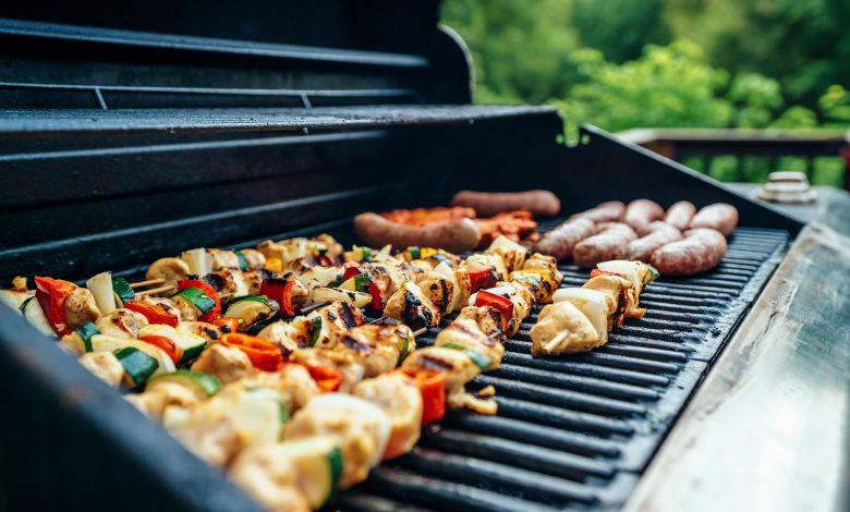 soorten barbecue