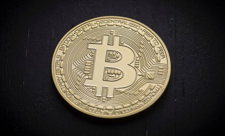 geschiedenis van de bitcoin