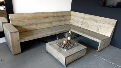 Photo of Trend: houten loungesets