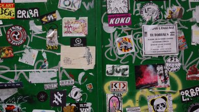 Photo of Decoreer muur met prachtige sticker