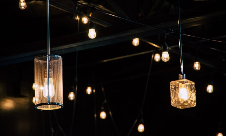 maak je eigen lamp