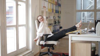 Photo of Voorkom rugklachten met een ergonomische bureaustoel!