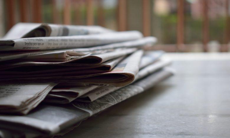krantenbezorger