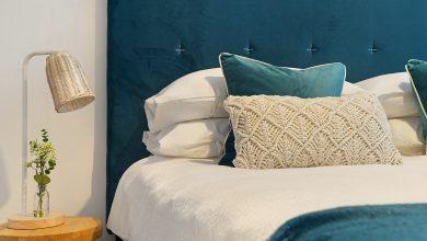 Photo of 5 ideeën om de muur achter het bed stijlvol te decoreren