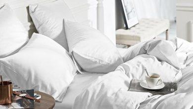 Photo of Zijdezacht & comfortabel beddengoed voor een optimale nachtrust